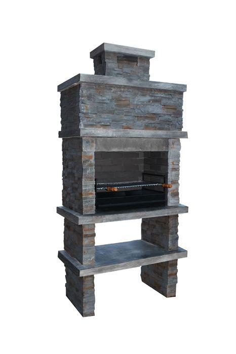 barbecue en pierre pas cher