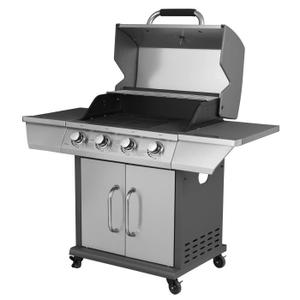 barbecue grill plancha gaz