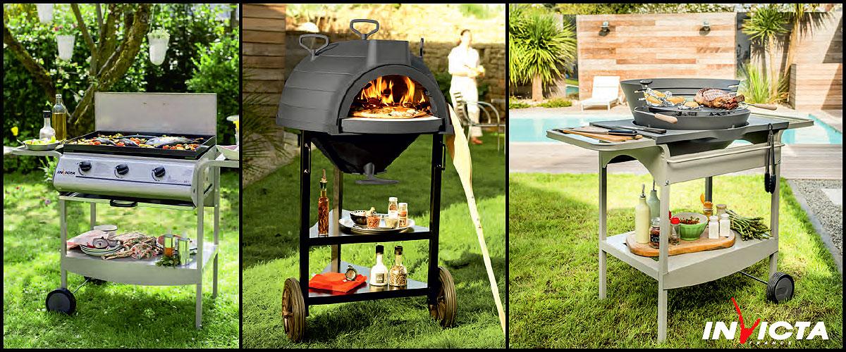 barbecue invicta