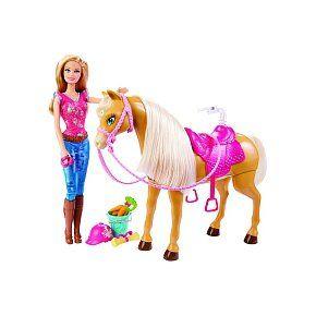 barbie cheval tawny
