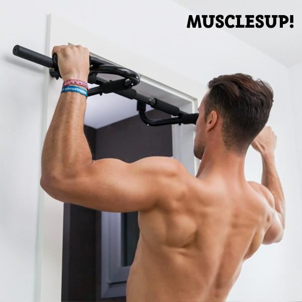 barre de traction muscle up