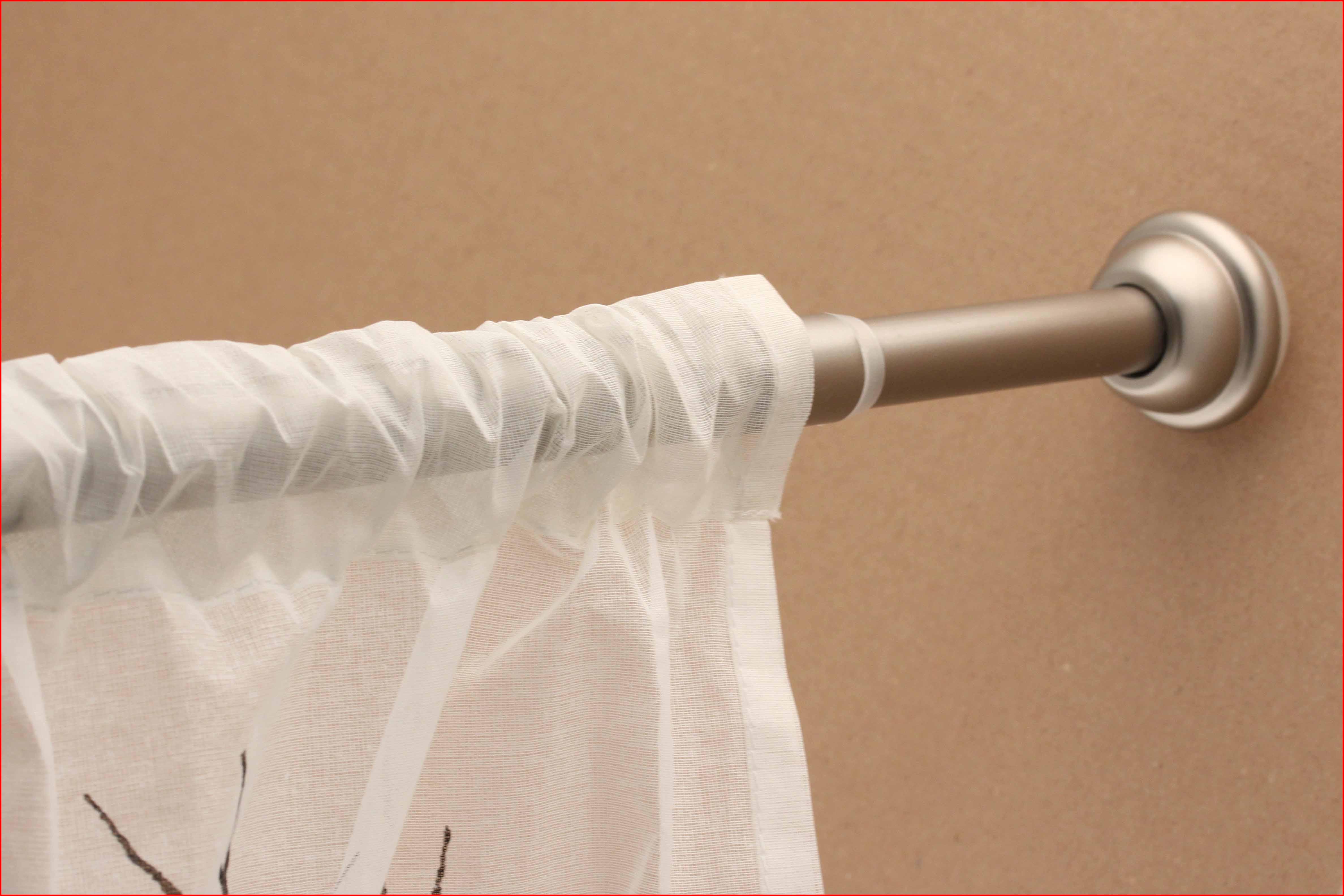 barre rideau extensible sans fixation
