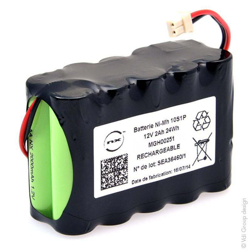 batterie 12v nimh