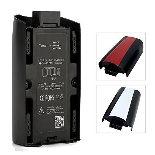 batterie 3100 mah bebop 2