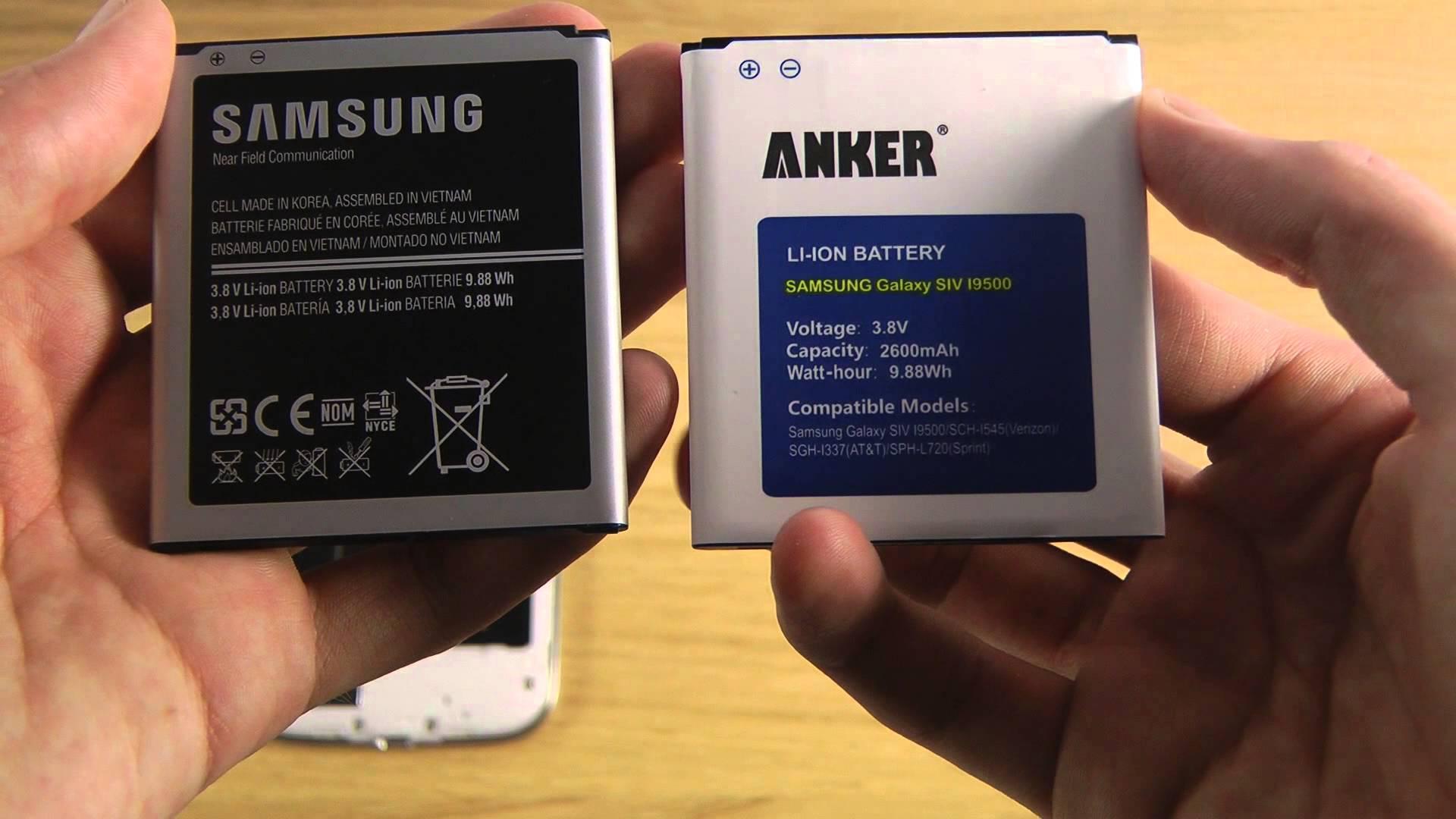 batterie anker galaxy s4