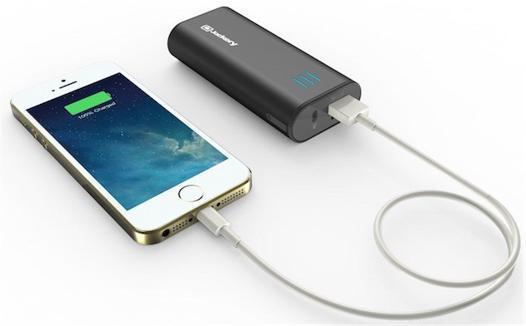 batterie de secours pour portable