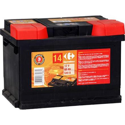 batterie de voiture carrefour