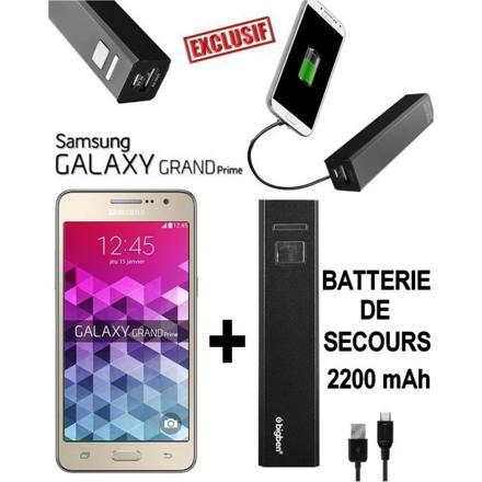 batterie externe samsung galaxy core prime
