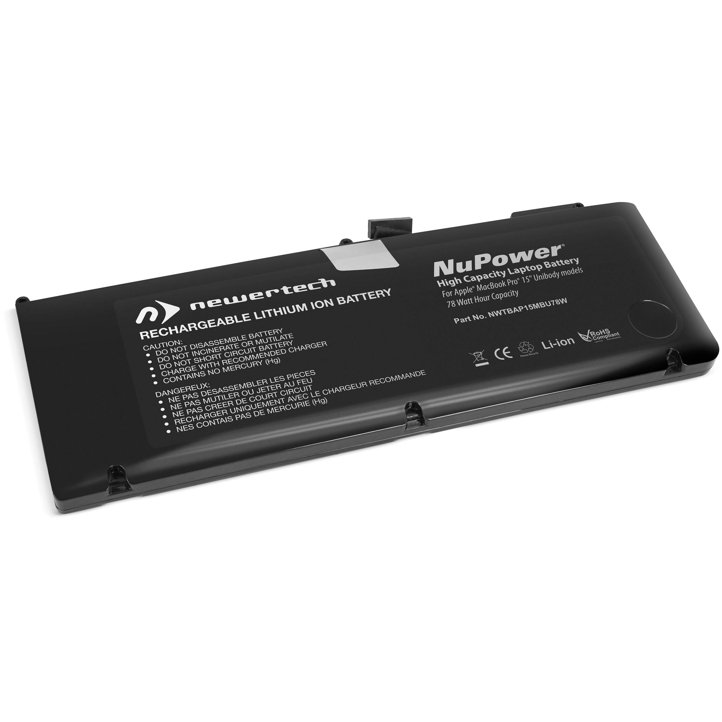 batterie macbook pro late 2011