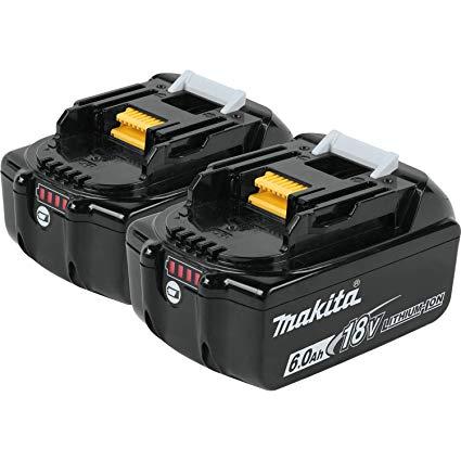 batterie makita 18 v