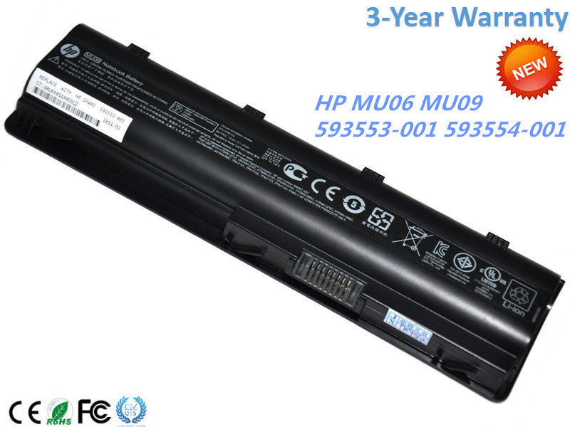 batterie mu06 notebook hp