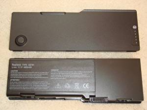 batterie pc dell inspiron 6400