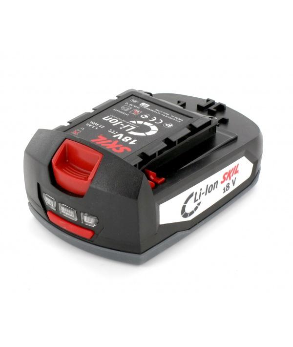 batterie skil 18v