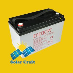 batterie solaire pas cher