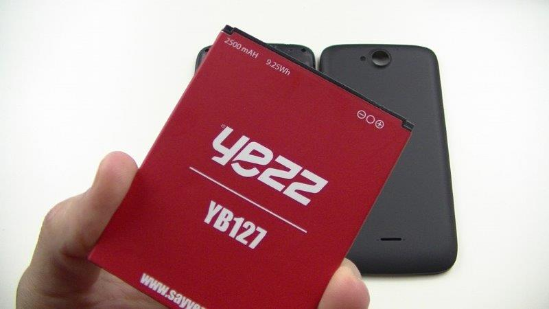 batterie yezz 5ei