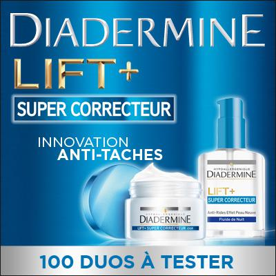 beaute test diadermine