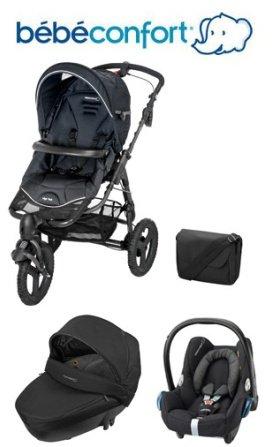 bébé confort high trek trio