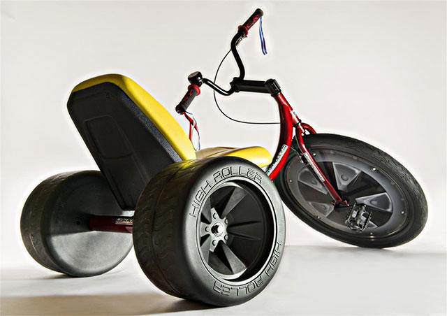 big wheel adulte