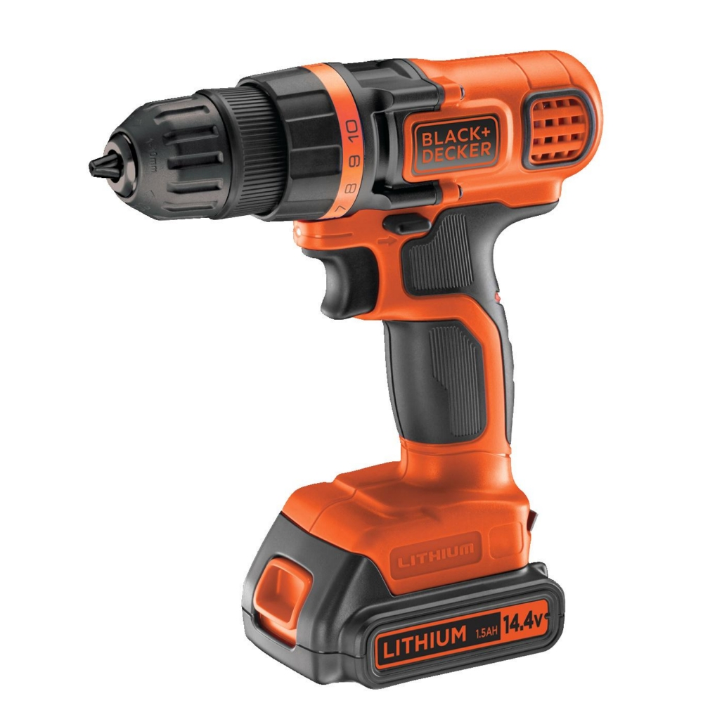 black et decker perceuse