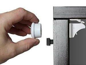 bloque tiroir magnétique