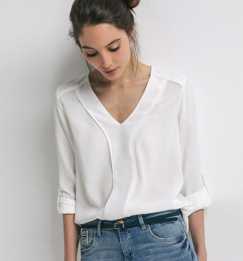 blouse femme chic
