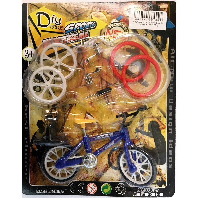 bmx en jouet