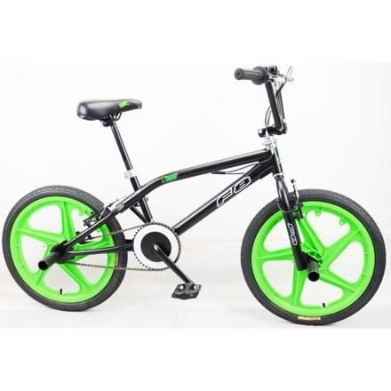 bmx freestyle 20 roues bâtons 4 pegs