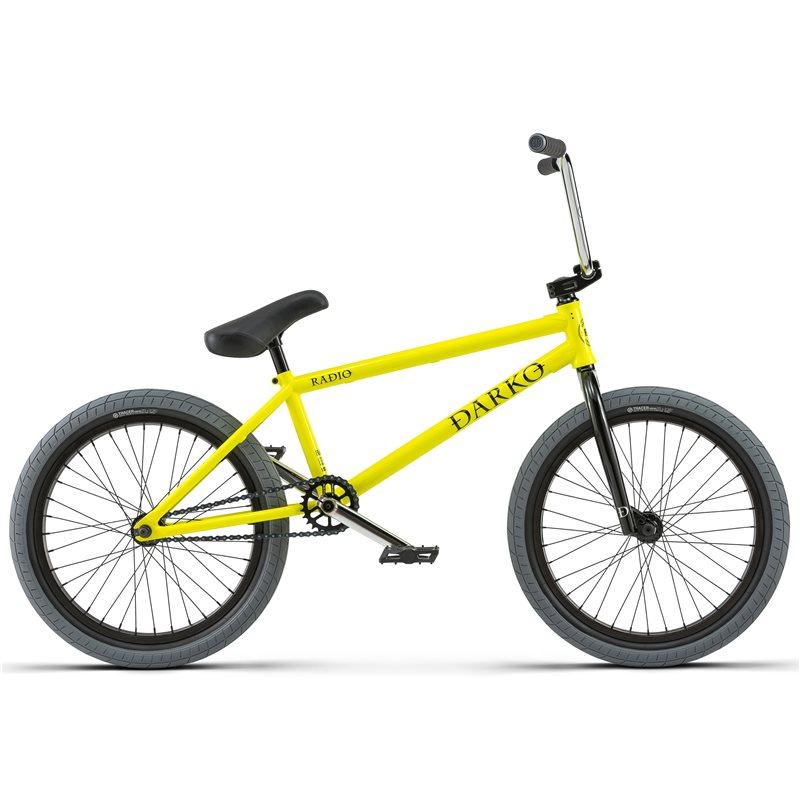 bmx radio bike