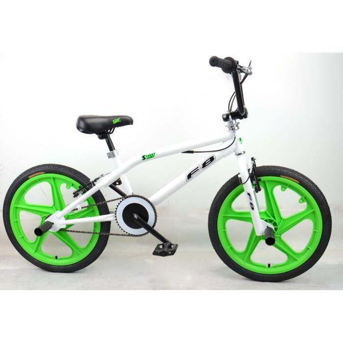 bmx roue baton
