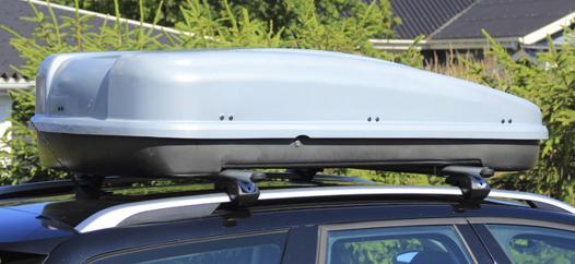 boite pour toit de voiture