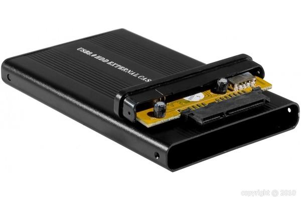 boitier externe pour disque dur 2.5 sata