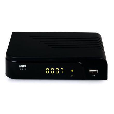 boitier multimedia tnt hd