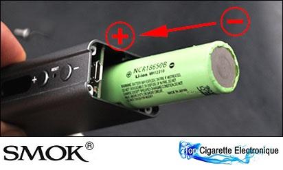 bonne batterie cigarette electronique