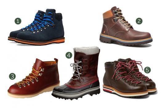 boots randonnée femme