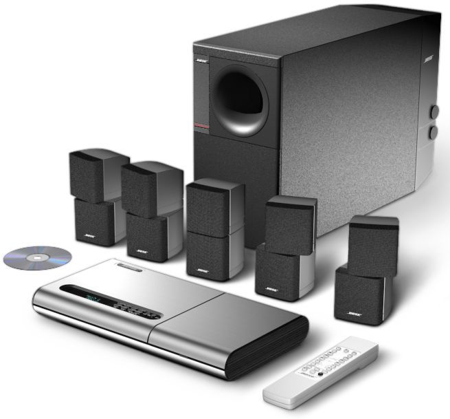 bose lifestyle 12 series ii system
