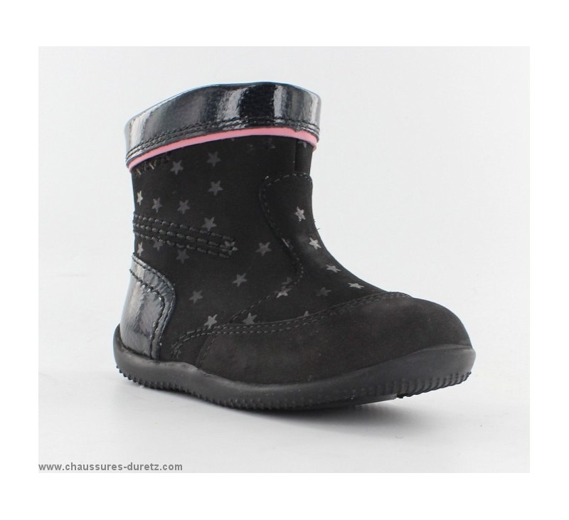 bottes fille kickers