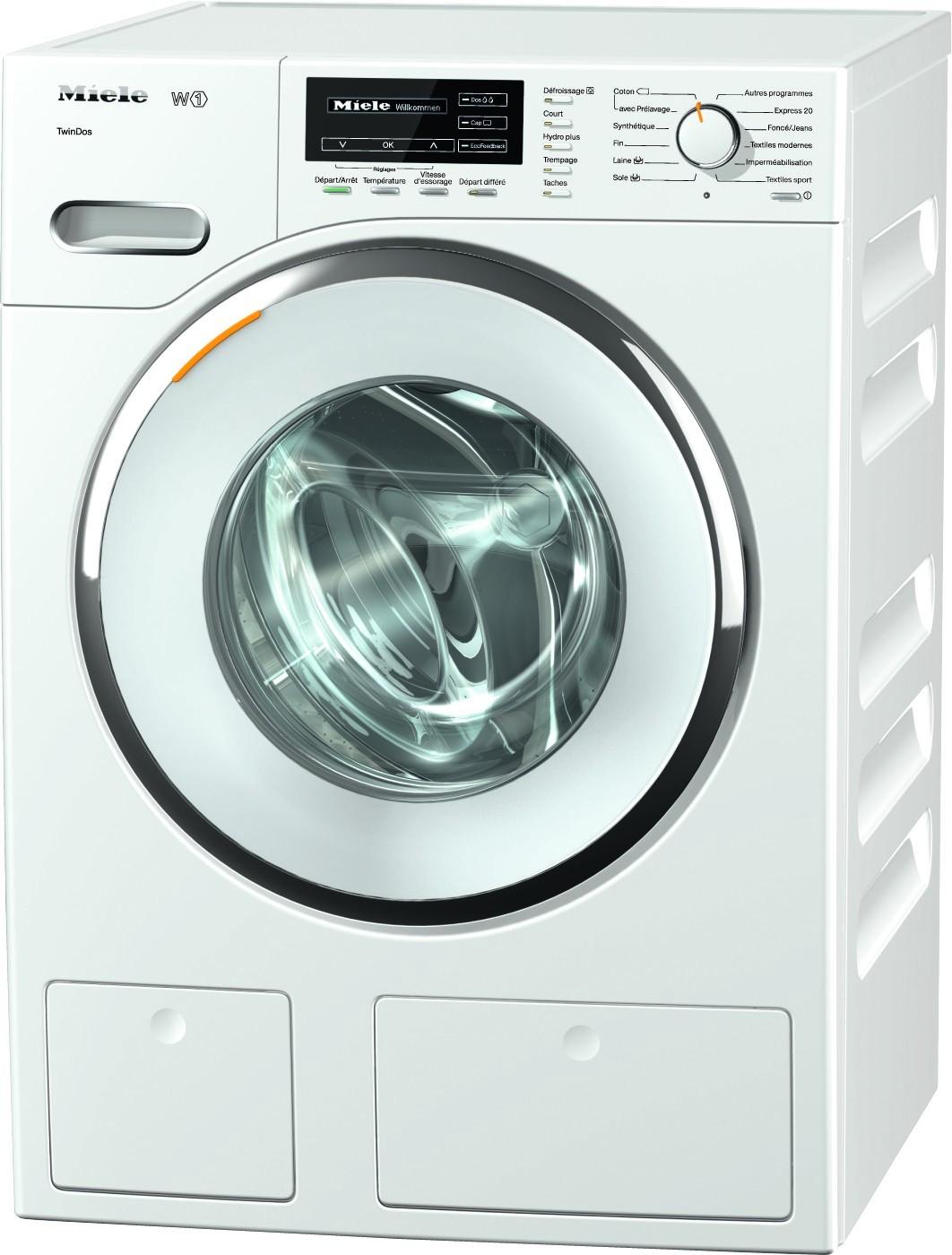 boulanger machine à laver