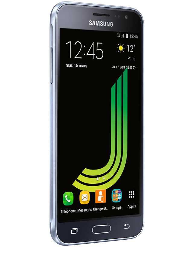 boutique orange samsung j3