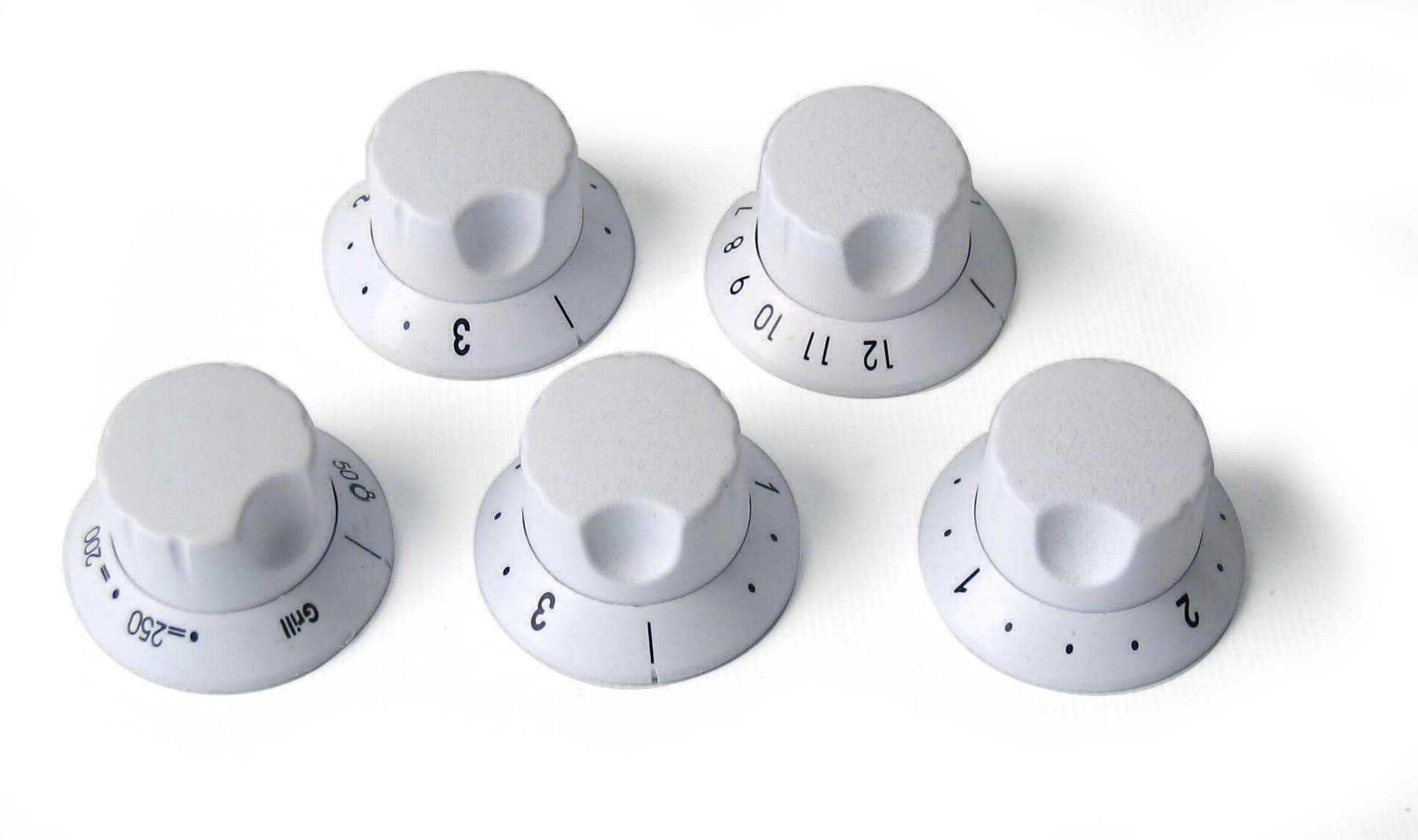 bouton de cuisinière