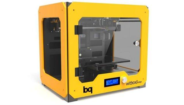 bq imprimante 3d