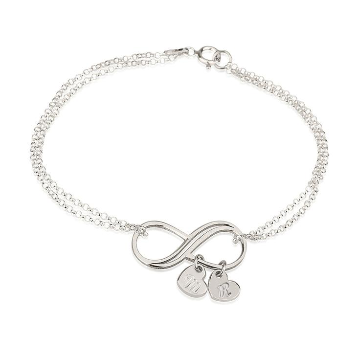 bracelet avec initiale