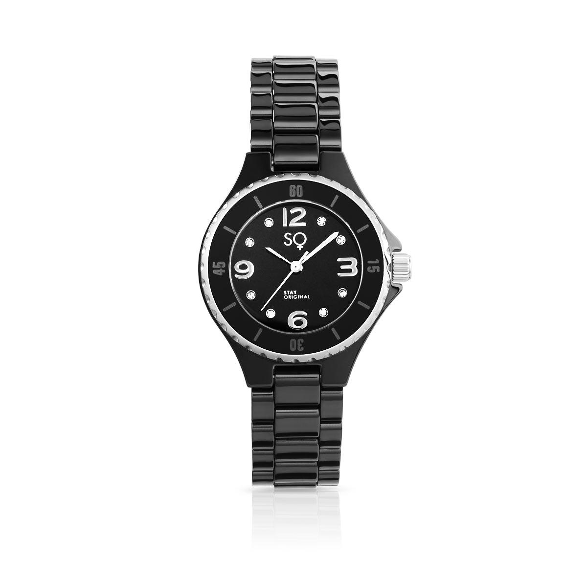 bracelet ceramique montre