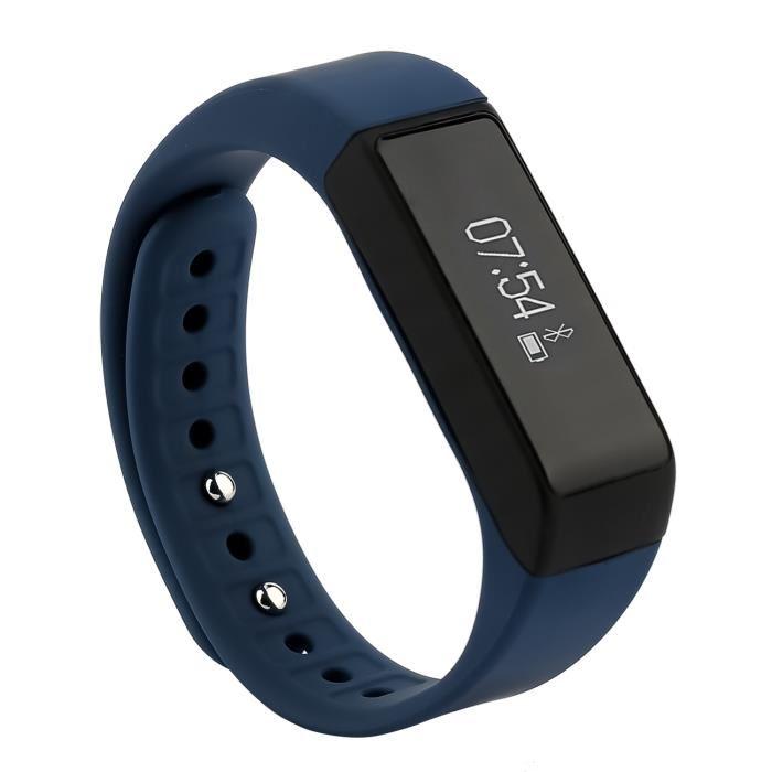 bracelet connecté i5 plus