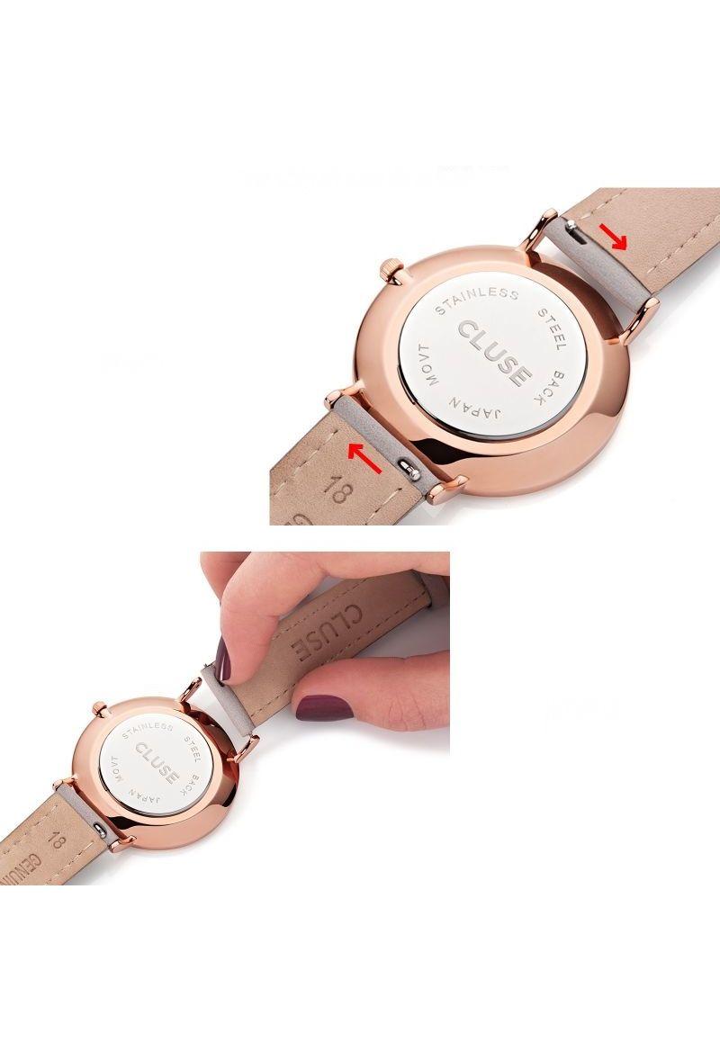 bracelet montre cluse boheme