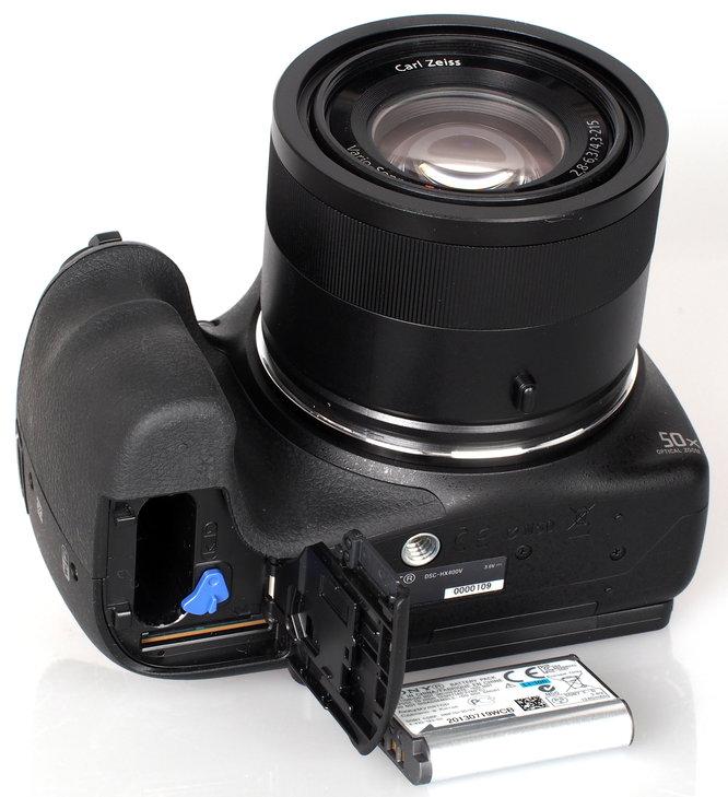 bridge numérique sony cyber-shot dsc-hx400v noir