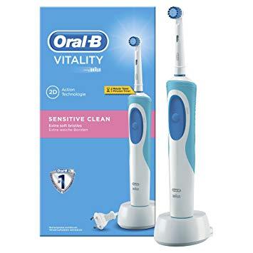 brosse a dent electrique rechargeable oral b