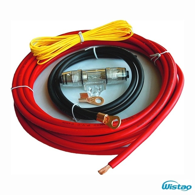 cable alimentation ampli auto