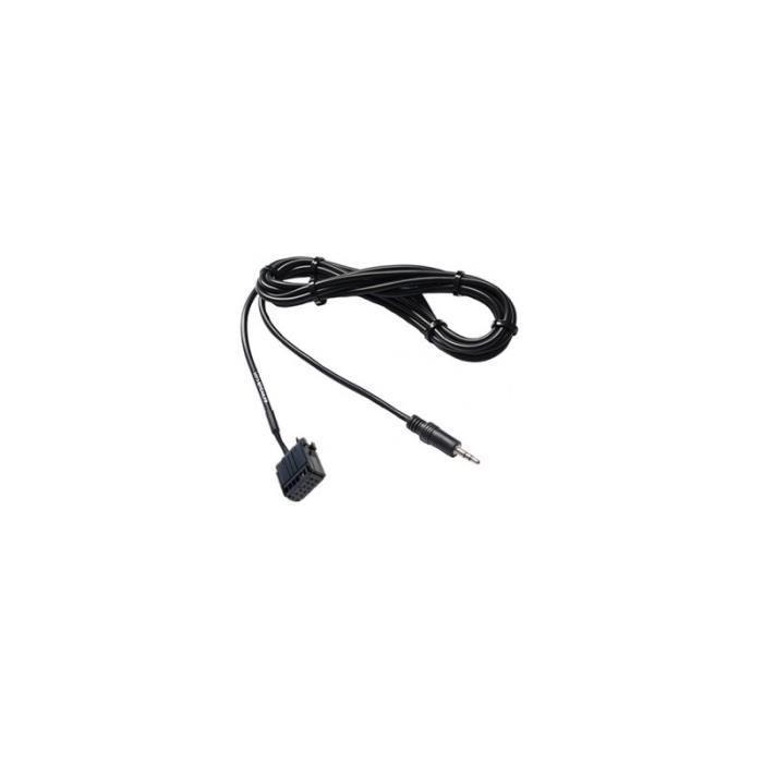 cable auxiliaire usb pour autoradio