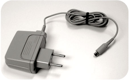 cable d alimentation nintendo ds