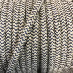cable electrique tissu